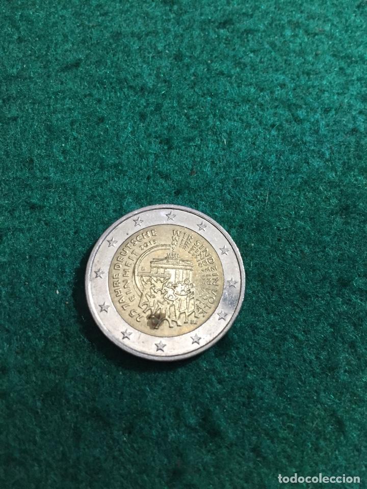 2 EUROS CONMEMORATIVOS ALEMANIA 2015 (Numismática - Extranjeras - Europa)