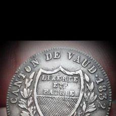Monedas antiguas de Europa: CANTONES DE SUIZA 1 BATZEN, 1832 REFE; 3113. Lote 184645817