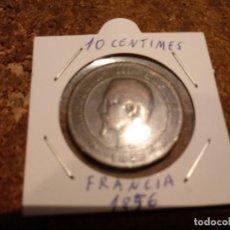 Monedas antiguas de Europa: MONEDA DE 10 CENTIMES DE 1856. Lote 184708515