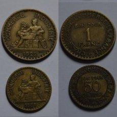 Monedas antiguas de Europa: FRANCIA CHAMBRES COMMERCE. Lote 184904785