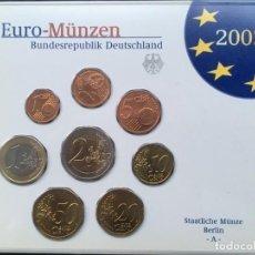 Monedas antiguas de Europa: MONEDAS DE EURO ALEMANIA - EURO SET - AÑO 2002.. Lote 185712237