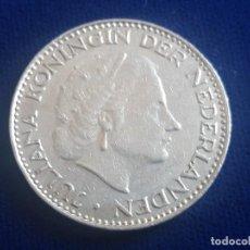 Monedas antiguas de Europa: MONEDA / 1 FLORIN - GULDEN 1967 HOLANDA. Lote 185719895