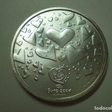 Monedas antiguas de Europa: 8 EUROS PLATA 2003 PORTUGAL. EUROCOPA FUTBOL 2004 - EL FUTBOL ES PASION (EXCELENTE ESTADO). Lote 186028016
