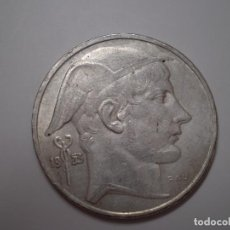 Monedas antiguas de Europa: 20 FRANCS PLATA BELGICA DEL 1953. (FRANCOS BELGAS). Lote 186028443
