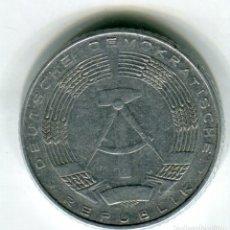 Monedas antiguas de Europa: REPUBLICA DEMOCRATICA ALEMANA 50 PFENNIG AÑO 1968. Lote 187471391