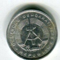 Monedas antiguas de Europa: REPUBLICA DEMOCRATICA ALEMANA 5 PFENNIG AÑO 1978. Lote 187471546