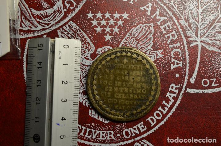 Monedas antiguas de Europa: Urbano VIII (Medalla papal) Estados papales, 1639 - Foto 2 - 187650203