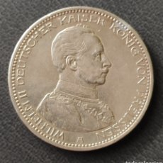Monedas antiguas de Europa: ALEMANIA PRUSIA 5 MARCOS PLATA 1913 A. Lote 189470415