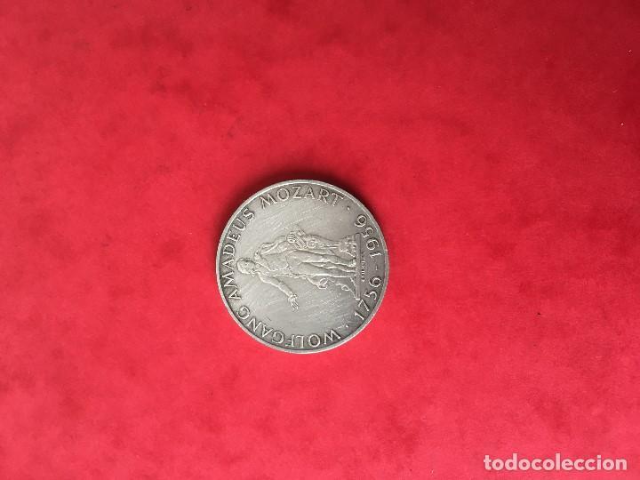 Monedas antiguas de Europa: 25 Schilling de plata de Austria - Foto 2 - 189757616