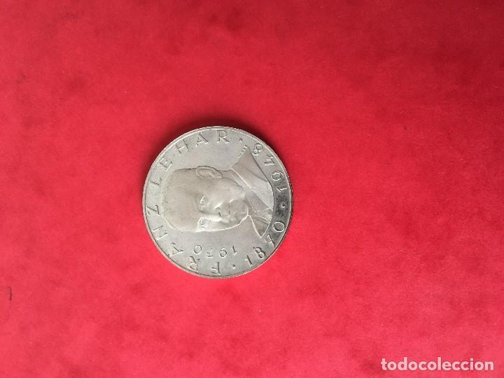 Monedas antiguas de Europa: 25 Schilling de plata de Austria - Foto 2 - 189759182
