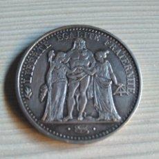 Monedas antiguas de Europa: MONEDA DE PLATA FRANCESA, 10 FRANCS 1965. Lote 190495825
