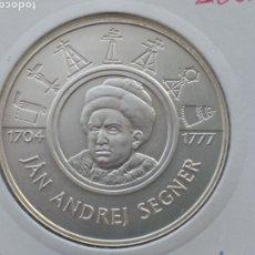 Monedas antiguas de Europa: ESLOVAQUIA 200 KORONAS DE PLATA 2004. Lote 190516801