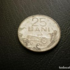 Monnaies anciennes de France: RUMANIA 25 BANI 1982 ALUMINIO. Lote 190575375