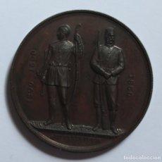 Monedas antiguas de Europa: MEDALLA. ASOCIACION NACIONAL DEL RIFLE 1860. SC. Lote 181978001