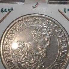 Monedas antiguas de Europa: BÉLGICA 5 ECUADOR PLATA 1987. Lote 190842831