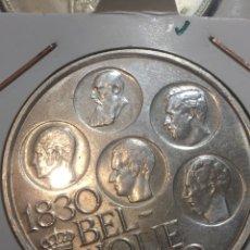 Monedas antiguas de Europa: MONEDA BÉLGICA 500 FRANCOS 1830 KM161A. Lote 190843758