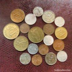 Monedas antiguas de Europa: FINLANDIA 19 MONEDAS TODAS DIFERENTES 1 5 10 20 50 PENNI 1 5 MARKKAA 1931 - 1992 FI-6. Lote 191010885