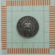 Monedas antiguas de Europa: 20 FILLER, HUNGRIA. 1916. (KM#498). Lote 191198300
