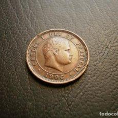 Monnaies anciennes de France: PORTUGAL 5 REIS 1906. Lote 191250903