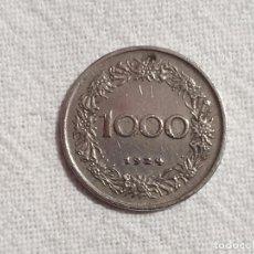 Monedas antiguas de Europa: AUSTRIA - 1000 KRONNEN 1924 - EBC/EF. Lote 191352263