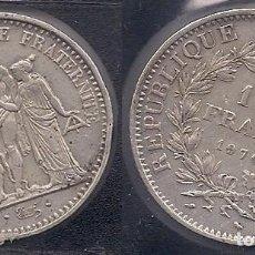 Monedas antiguas de Europa: FRANCIA - 10 FRANCOS - 10 FRANCS DE PLATA DE 1970. Lote 191683743