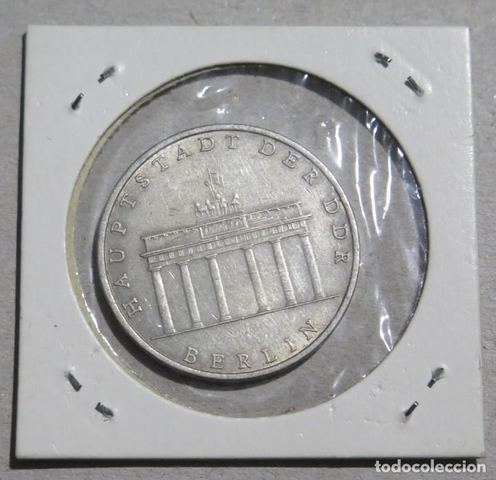 MONEDA. 5 MARCOS. R.D.A. 1971 (Numismática - Extranjeras - Europa)