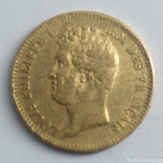 Monedas antiguas de Europa: 20 FRANCOS DE ORO LOUIS PHILIPPE 1831 FRANCIA. Lote 192753485