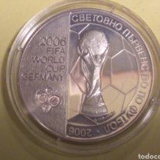 Monedas antiguas de Europa: BULGARIA 5 LLEVA DE PLATA 2003. Lote 192928080