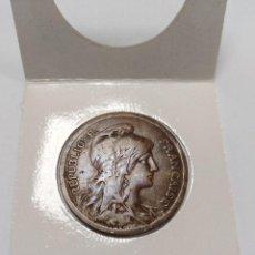 Monedas antiguas de Europa: MONEDA DE 10 CENTS CENTIMOS FRANCIA 1917. Lote 212561977