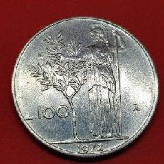 Monete antiche di Europa: ITALIA 100 LIRAS 1972. Lote 193392038