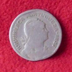 Monedas antiguas de Europa: 1 ESCUDO PORTUGAL 1927. Lote 193723111