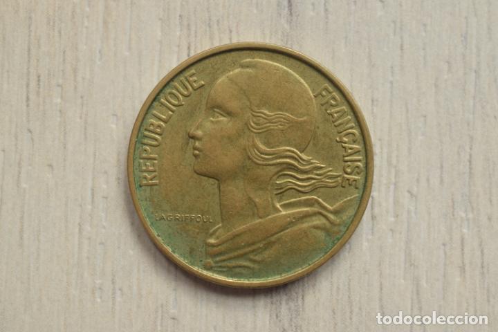 Monedas antiguas de Europa: 10 Céntimos 1967 - Francia - Foto 2 - 194012201