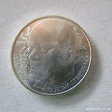 Monedas antiguas de Europa: ALEMANIA . 5 MARCOS DE PLATA DEL AÑO 1978 . TOTALMENTE SIN CIRCULAR. Lote 221532992