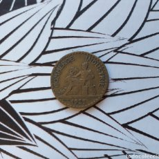 Monedas antiguas de Europa: FRANCIA 50 CÉNTIMOS 1922 III REPÚBLICA FRANCESA. Lote 194212838