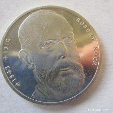 Monedas antiguas de Europa: ALEMANIA . 10 MARCOS DE PLATA DEL AÑO 1993 . PIEZA SIN CIRCULAR. Lote 194239528