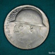 Monedas antiguas de Europa: ITALIA 20 LIRE - 1928 - VITTORIO EMANUELE III -REGNO D'ITALIA S/C 3100. Lote 194245872