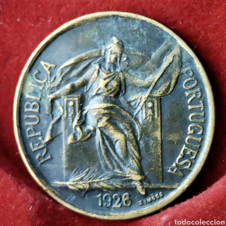 PORTUGAL 50 CENTAVOS 1926 (Numismática - Extranjeras - Europa)