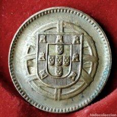 Monedas antiguas de Europa: RESTOS DE B. O. PORTUGAL 2 CENTAVOS 1918. Lote 194250111