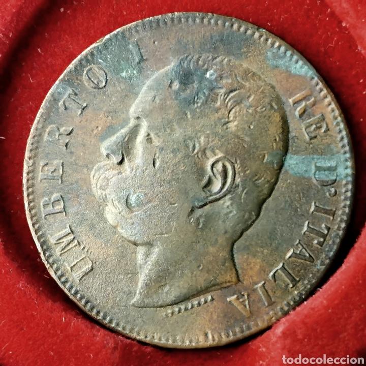 ITALIA 10 CENTESIMI 1893R (Numismática - Extranjeras - Europa)