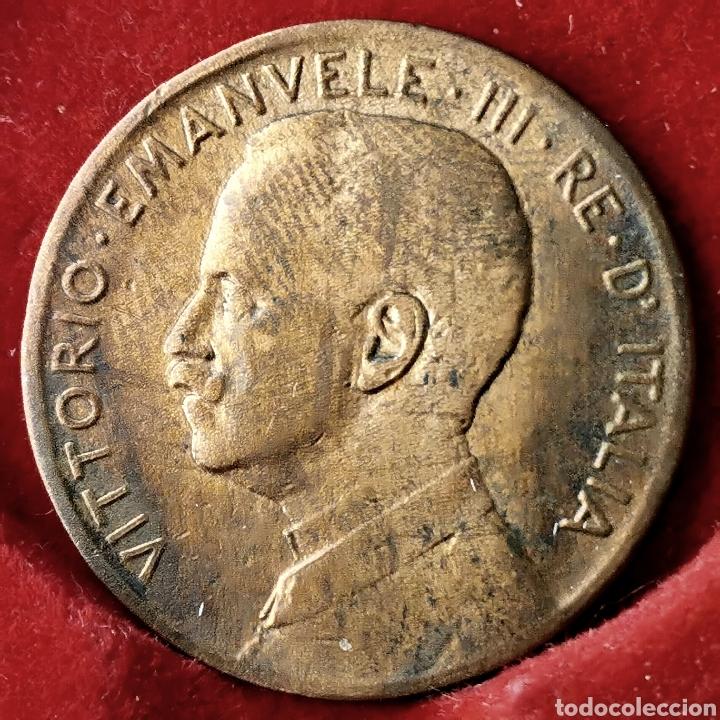 Monedas antiguas de Europa: RARA. Italia 5 centesimi 1908 - Foto 2 - 194252840