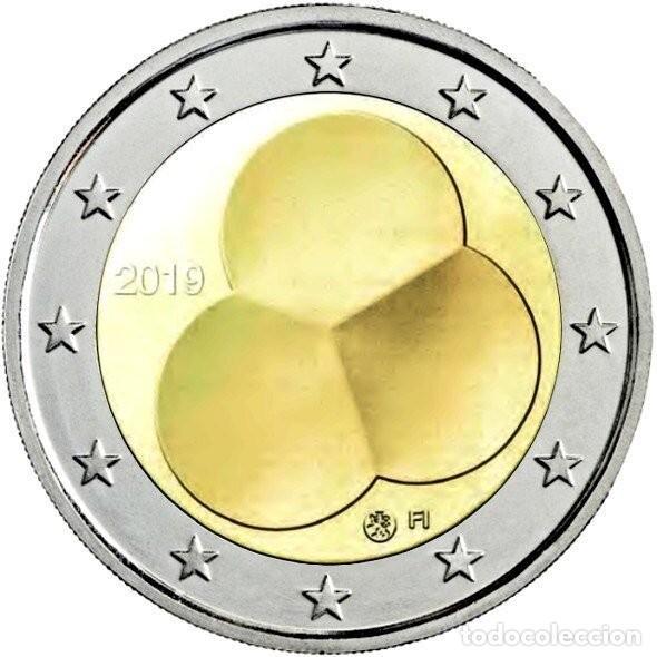 2 EUROS FINLANDIA 2019 (Numismática - Extranjeras - Europa)