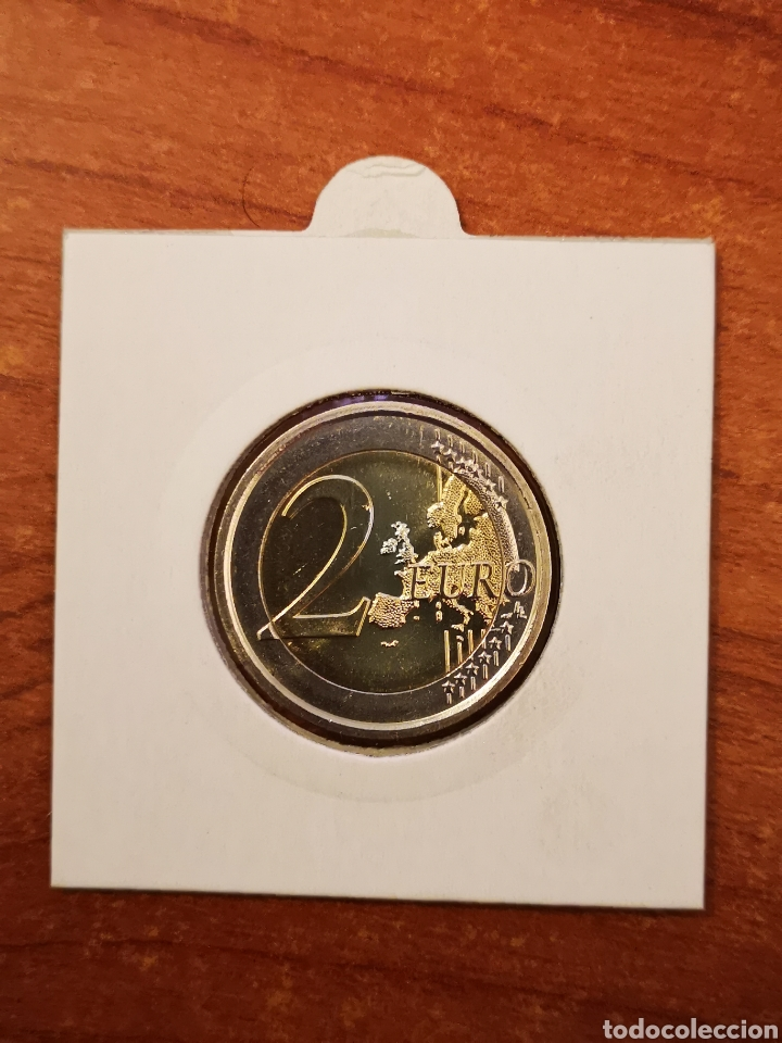 Monedas antiguas de Europa: Vaticano 2010 2 euro conmemorativos - Foto 3 - 194253576