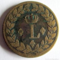Monedas antiguas de Europa: FRANCIA -LUIS XVIII- 1 DÉCIMA- 1815 BB. Lote 194262433
