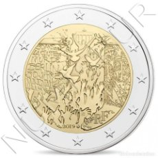 Monedas antiguas de Europa: FRANCIA 2 EURO 2019 S/C 30 ANIVERSARIO CAIDA DEL MURO DE BERLIN. Lote 194279477