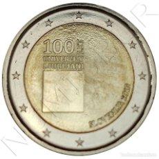 Monedas antiguas de Europa: ESLOVENIA 2 EUROS 2019 100 AÑOS UNIVERSIDAD DE LIUBLIANA S/C. Lote 194279530