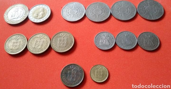 Monedas antiguas de Europa: PORTUGAL. LOTE 14 MONEDAS - Foto 4 - 194357831