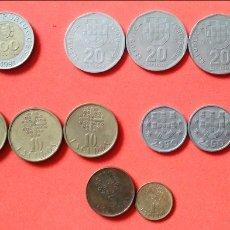 Monedas antiguas de Europa: PORTUGAL. LOTE 14 MONEDAS. Lote 194357831