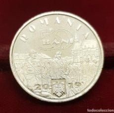 Monedas antiguas de Europa: RUMANIA ROMANIA 50 BANI KING FERDINAND I 2019 KM NEW SC UNC. Lote 194377172
