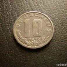 Monedas antiguas de Europa: AUSTRIA 10 GROSCHEN 1949. Lote 194399802