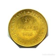 Monedas antiguas de Europa: 20 МАRОК 1878. Lote 194505212